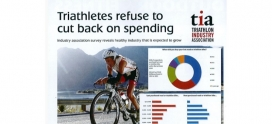 Bike Biz: triathletes refuse to cut back on spending