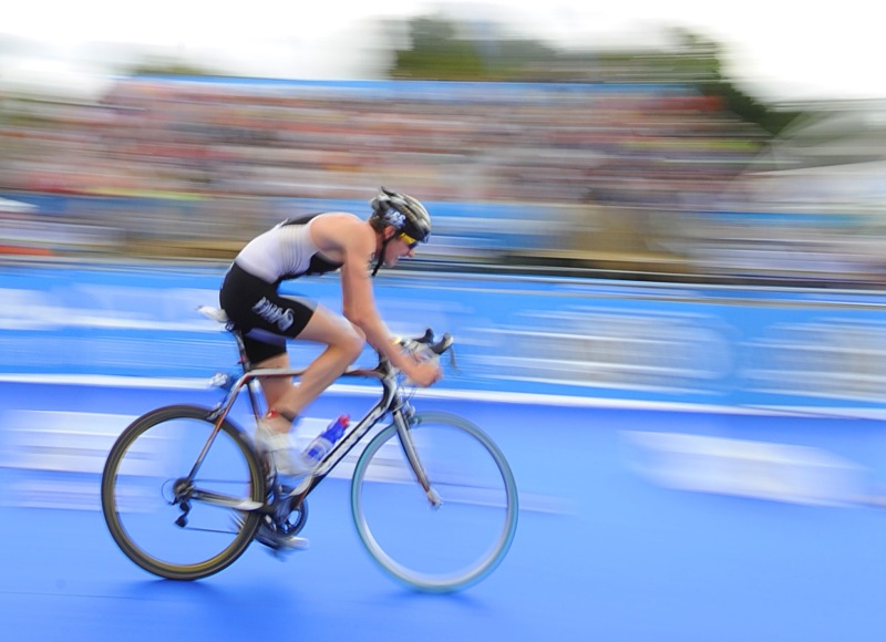 Long hot summer inspires surge in UK triathlon growth